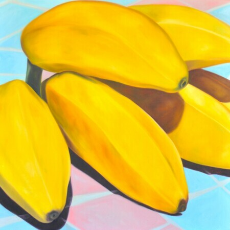 Fresh from Florida - Bananas   48x48   US$3.500