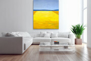 "Showcasing ""Field of Gold""   50x56    US$3.900"