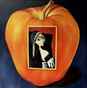 The Core of Picasso  42x42   US$2.900